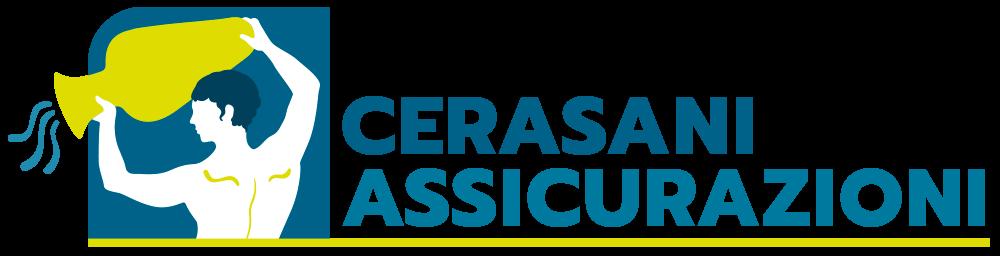 logo CERASANI ASSICURAZIONI sfondo trasparente