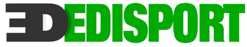 logo 3d edisport
