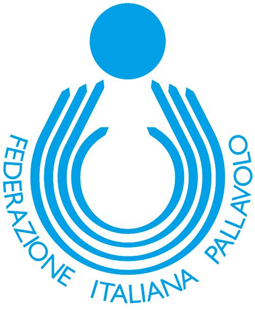 logo federazione italiana pallavolo