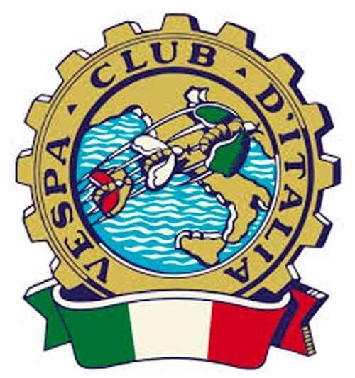 logo vespa club italia
